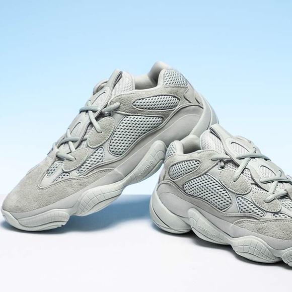 Yeezy Shoes | 500 Salt Size Us 65 M